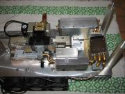 New 24 GHz transverter - Top view during construction.
