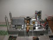 New 24 GHz transverter during construction