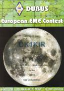2009 3.4 GHz European EME Contest