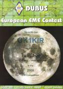2009 5.7 GHz European EME Contest