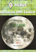 2011 multiband European EME Contest